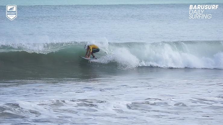 [서핑영상] 후덜덜한 빅 스웰엔 바로 이곳!!! 짐바란 서핑 트립