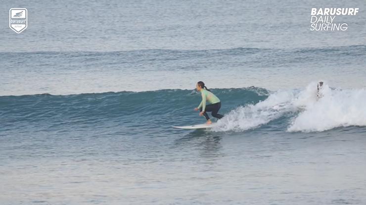 한 달 전과 지금 내 서핑 비교해보기
